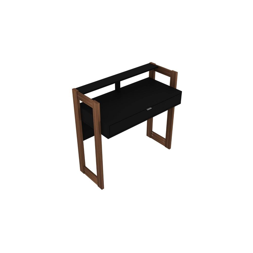 Rockport Computer Desk Black Onespace