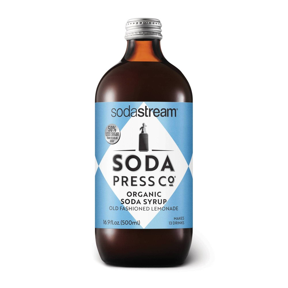 Image of Soda Press Old Fashioned Lemonade Drink Mix