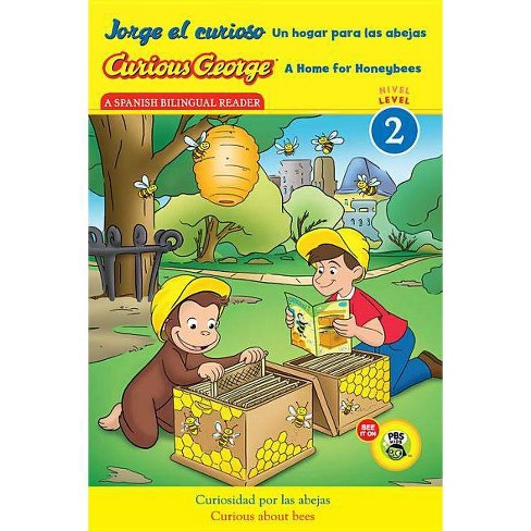 Jorge El Curioso Un Hogar Para Las Abejas/Curious George a Home for Honeybees (Cgtv Reader) - image 1 of 1