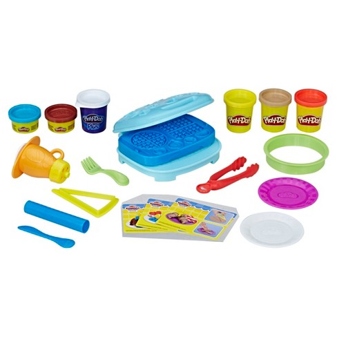 Play Doh Kitchen Creations Breakfast Bakery Target