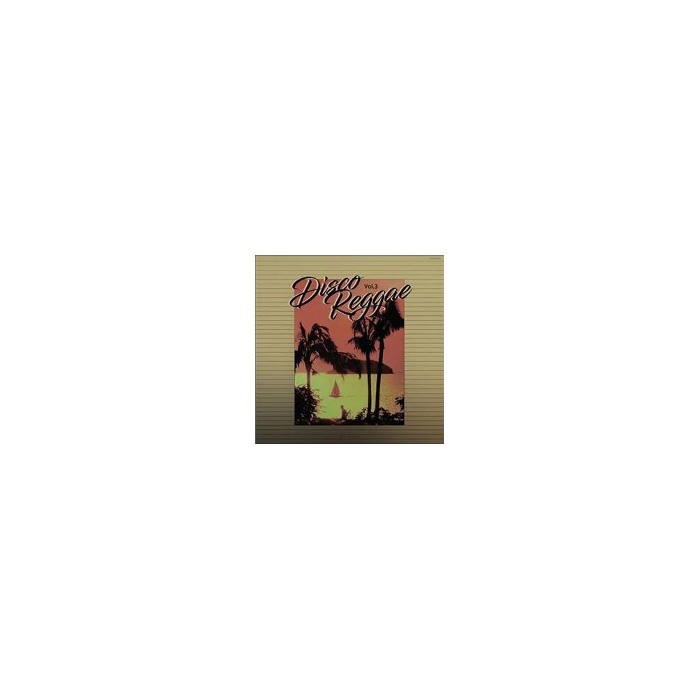 Various - Disco Reggae Vol 3 (Vinyl)