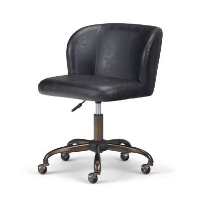 Higgins Swivel Office Chair - Wyndenhall