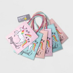 "6ct ""You are Magical"" Unicorn Print Treat Bag - Spritz™"