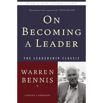 On Becoming a Leader - 4th Edition by  Warren G Bennis (Paperback)