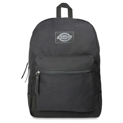 b1b3acb91410 Dickies Colton Canvas Backpack - Black One Size   Target