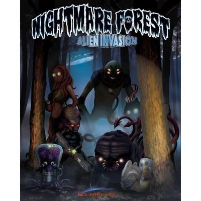 Nightmare Forest - Alien Invasion Board Game