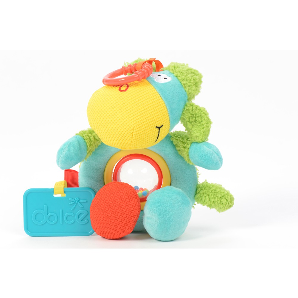 Image of Dolce Spring Lamb Stuffed Animal And Plush Toy