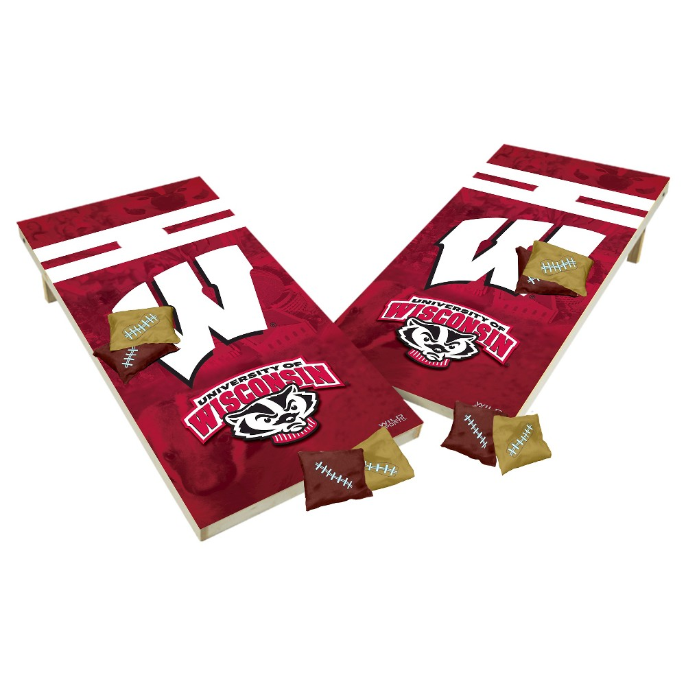 Wisconsin Badgers Wild Sports Tailgate Toss XL