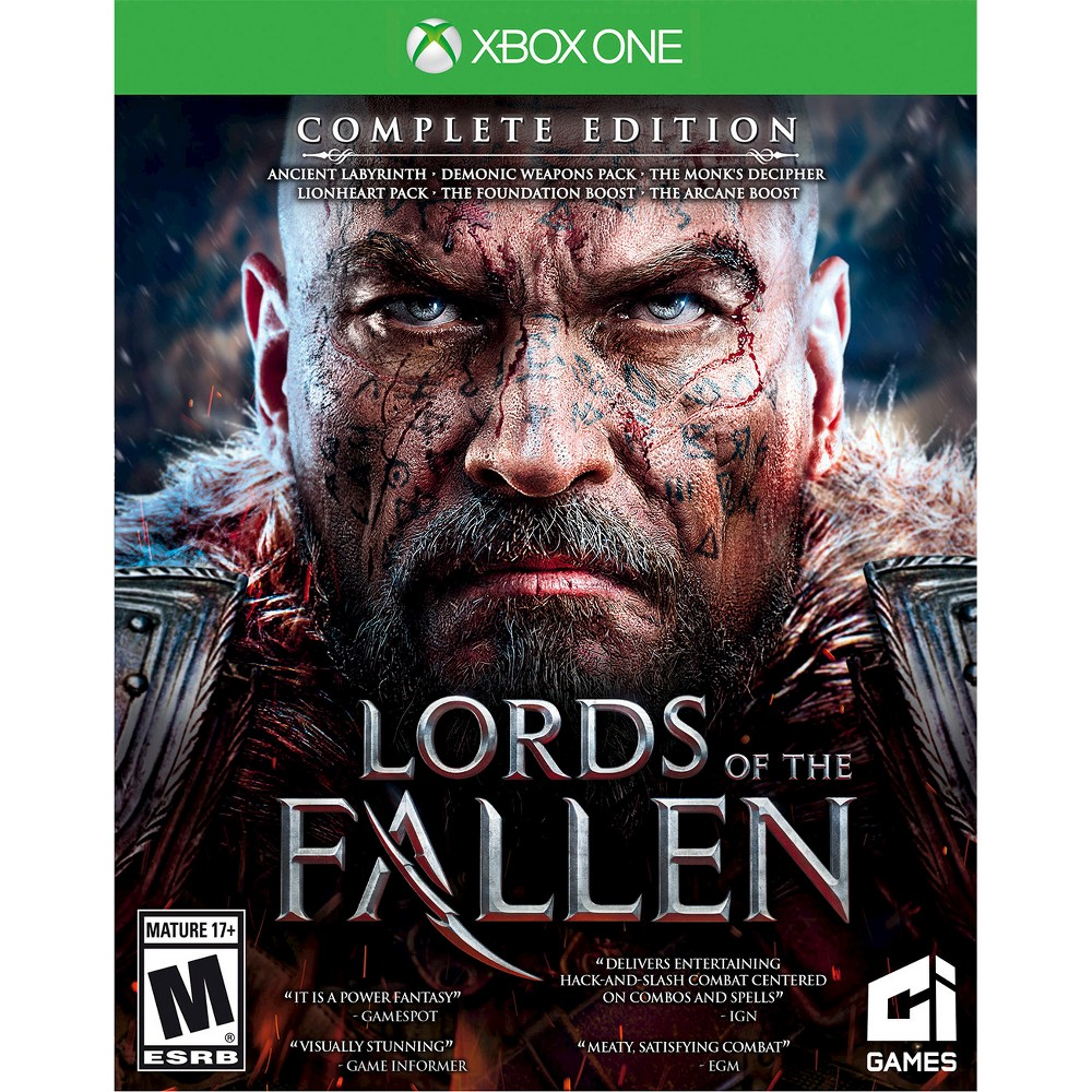 Lords of the Fallen: Complete Edition Xbox One