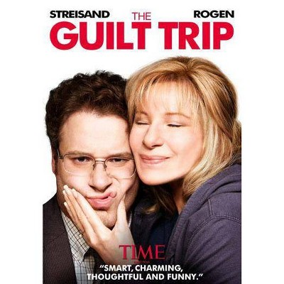 The Guilt Trip (2017 Release) (DVD)