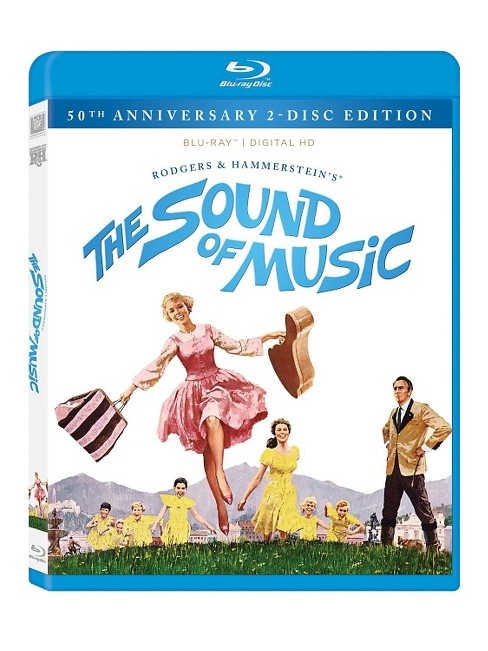 The Sound of Music [50th Anniversary 2-Disc Edition] [2 Discs] [Includes Digital Copy] [Blu-ray] - image 1 of 1