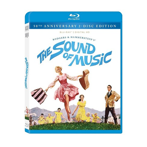 The Sound of Music (50th Anniversary 2-Disc Edition) (Blu-ray) - image 1 of 1