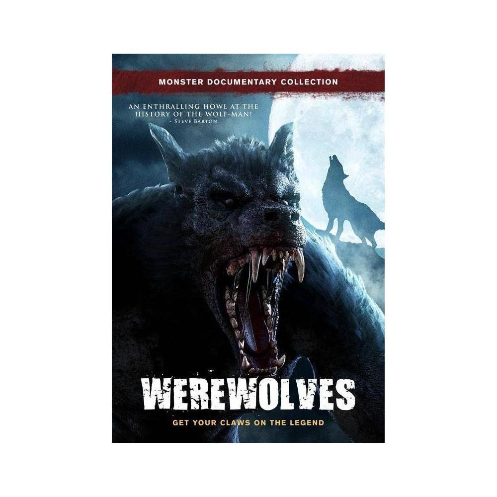 Werewolves Dvd 2020