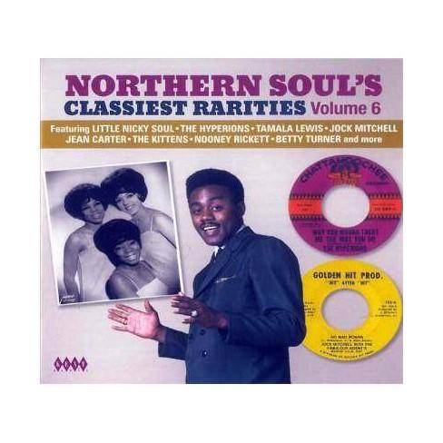 Various - Northern Soul's Classiest Rarities: Vol. 6 (CD) - image 1 of 1