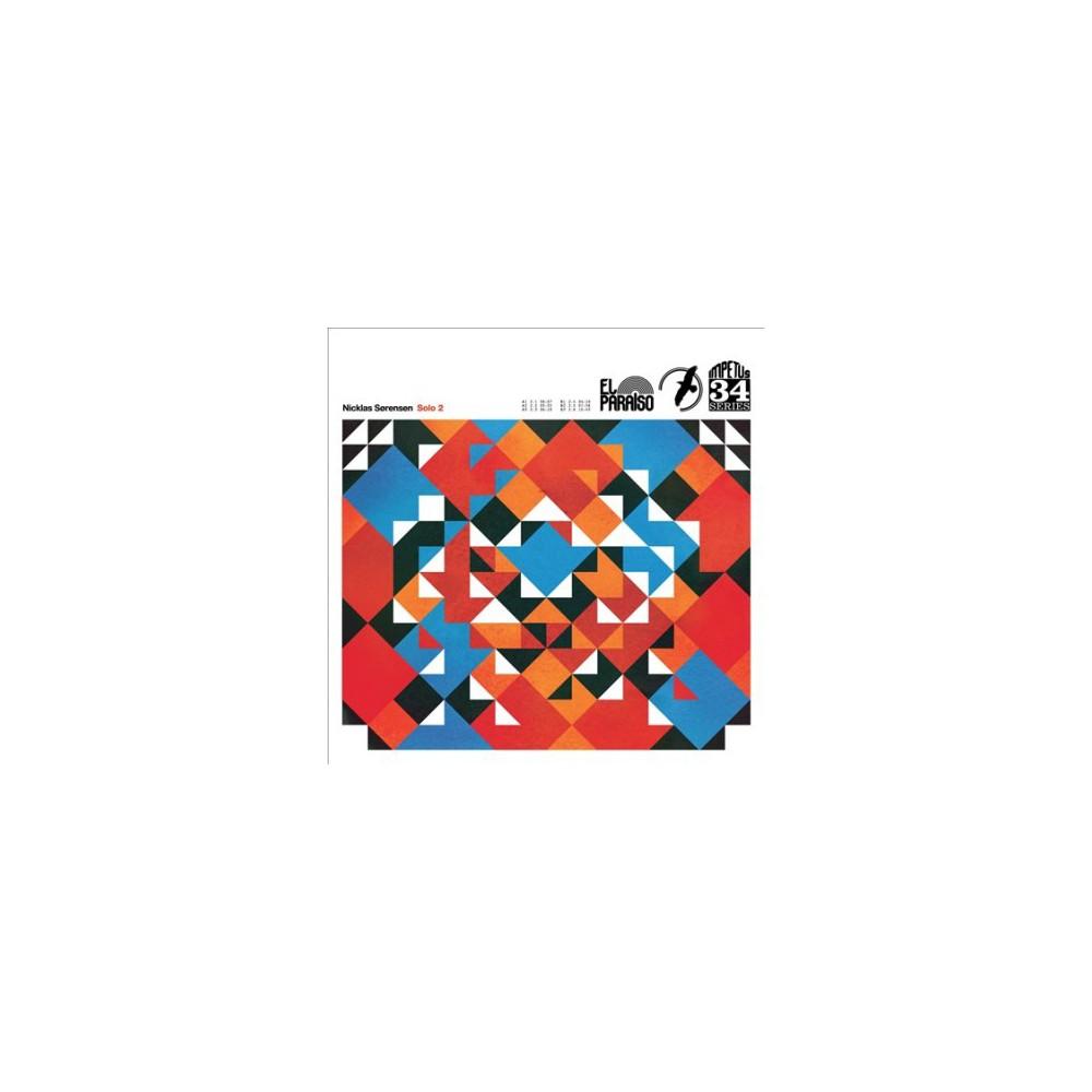 Nicklas Sorensen - Solo 2 (CD)