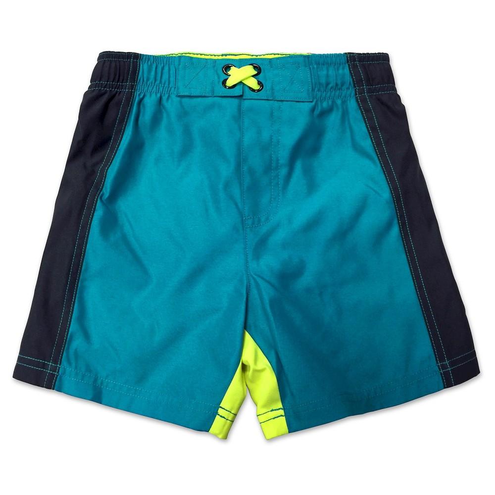 Baby Boys' Swim Trunk Circo - Turquoise 12M