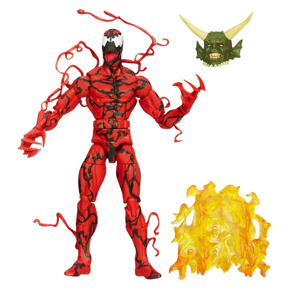 Marvel The Amazing Spider-Man 2 Marvel Legends Infinite Series Spawn of Symbiotes Figure