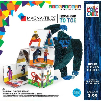 Magna-Tiles Head to Toe