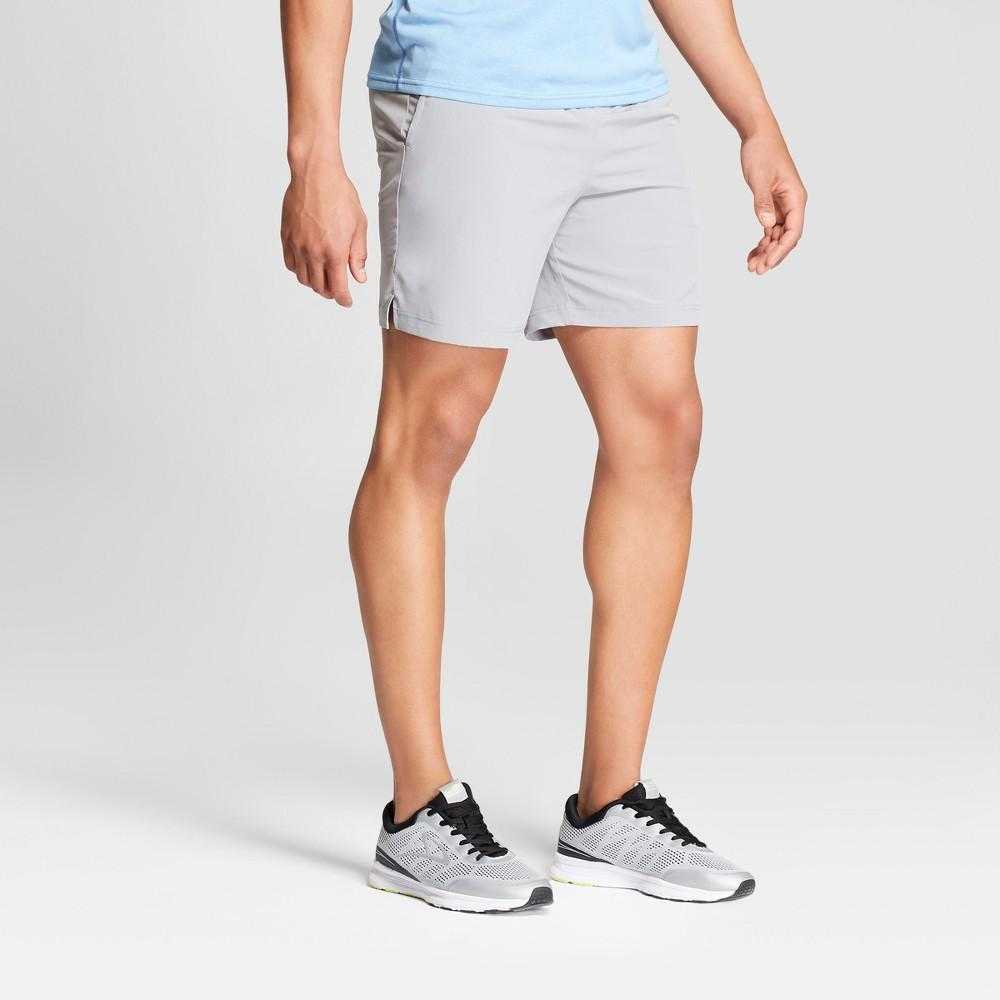 Men's 7 Inch Running Shorts - C9 Champion Concrete Grey XL