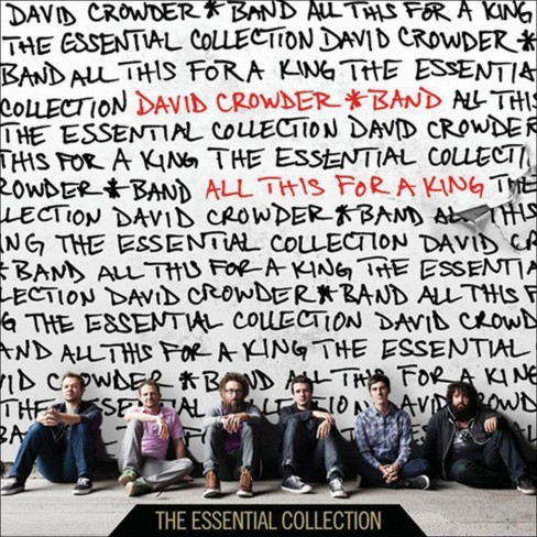 David band crowder - All this for a king:Essential collect (CD) - image 1 of 1