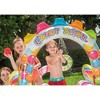 """Intex 9' x 6' x 51"""" Inflatable Candy Zone Kiddie Pool with Waterslide (3 Pack) - image 4 of 4"""
