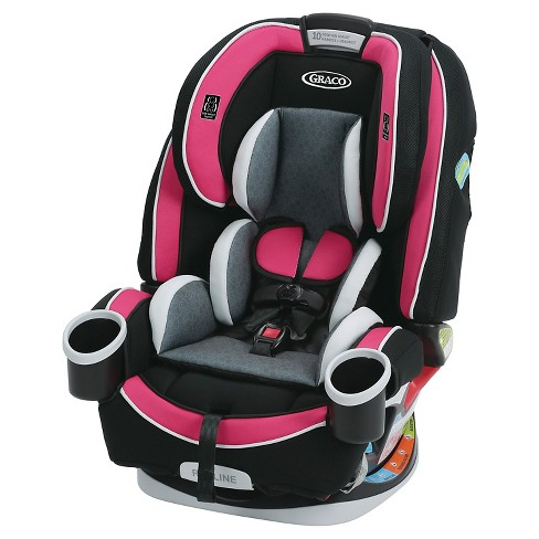 Graco 4Ever 4-In-One Car Seat.