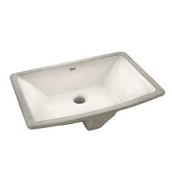 "American Standard 0330.000 Townsend 19-1/2"" Vitreous China Undermount Bathroom Sink"