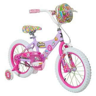 "Kids Dynacraft 16"" Bike - Shopkins"