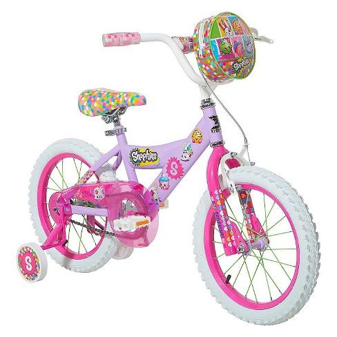 "Kids Dynacraft 16"" Bike - Shopkins - image 1 of 3"
