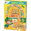General Mills Lucky Charms Honey Clover Cereal Family Size - 19.7oz - image 3 of 3