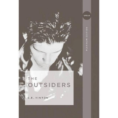 The Outsiders (Paperback) by S. E. Hinton