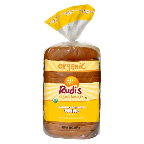 Rudi's Organic Country Morning White Bread 22oz - image 1 of 1