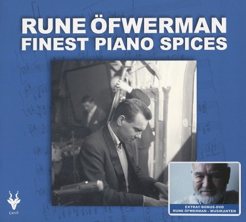 Rune ofwerman - Finest piano spices (CD) - image 1 of 1