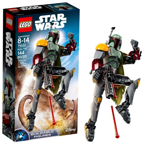 LEGO Constraction Star Wars™ Boba Fett™ 75533 - image 1 of 5