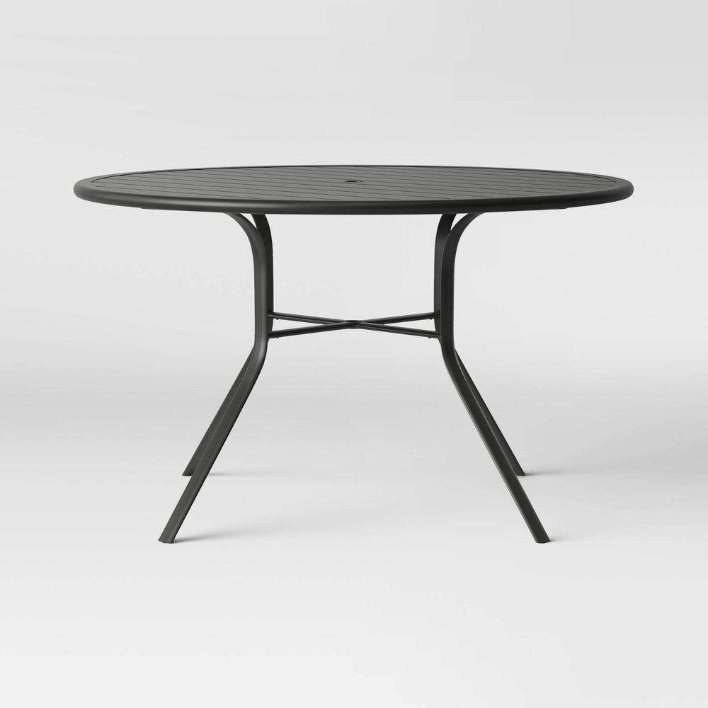 Target For Ariston 6 Person Rectangle Patio Dining Table Project 62 Ibt Shop