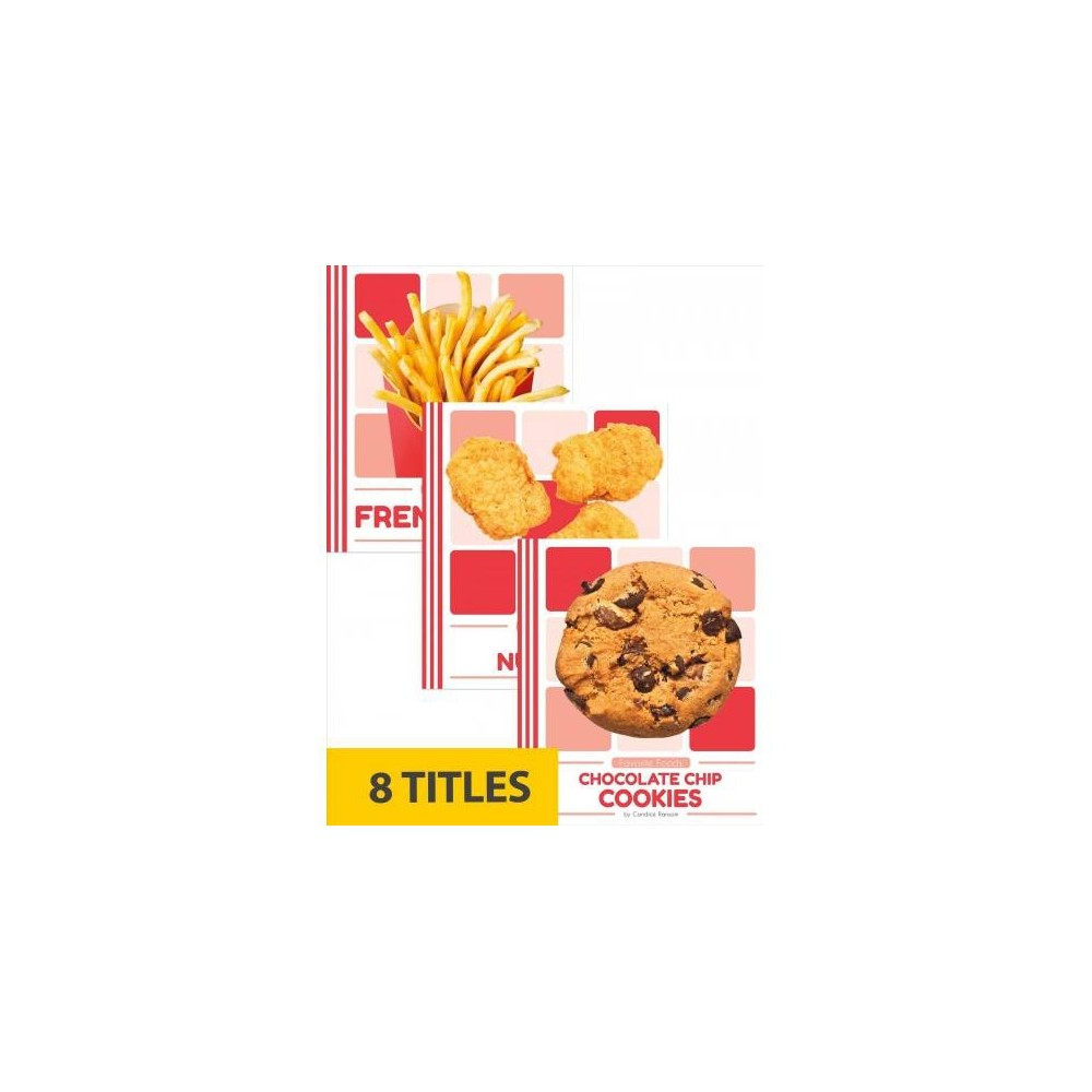 Favorite Foods : Chicken Nuggets, French Fries, Ice Cream Cones, Spaghetti, Chocolate Chip Cookies,