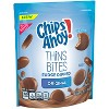 Chips Ahoy! Thins Bites Fudge Dipped Cookies - 6oz - image 2 of 3