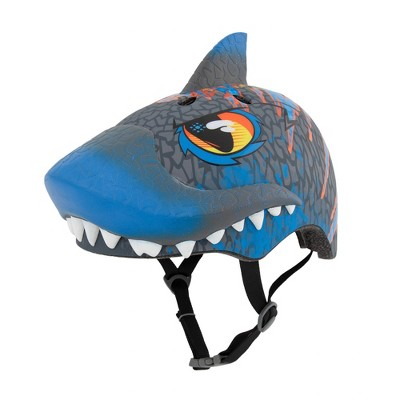 Raskullz Sir Chompz Child Bike Helmet - Blue