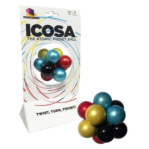 Brainwright Icosa The Atomic Fidget Ball - image 1 of 1