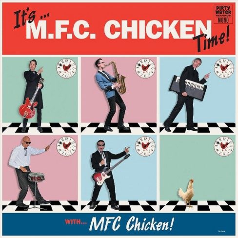 Mfc chicken - It's mfc chicken time (CD) - image 1 of 1