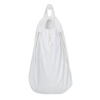 Esembly Cloth Diaper Pail Pouch Laundry Bag & Diaper Pail Liner - Sea Salt