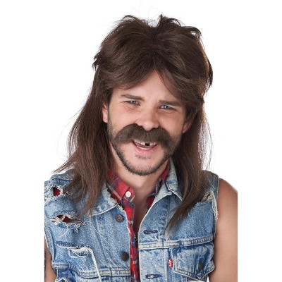 California Costumes The Lone Wolf Mullet Adult Wig