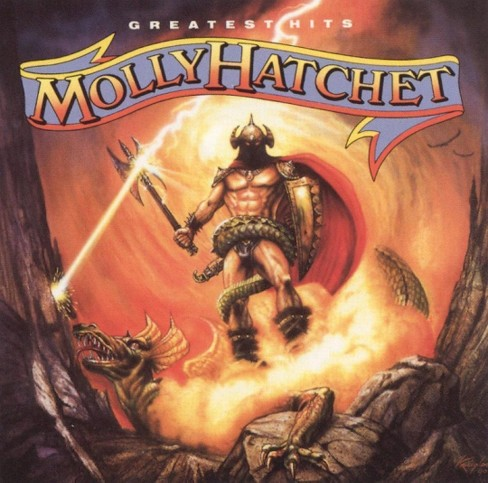 Molly hatchet - Greatest hits (CD) - image 1 of 1