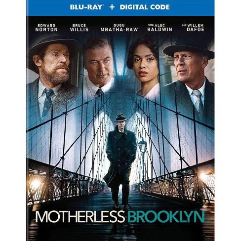 Motherless Brooklyn (Blu-Ray + Digital) - image 1 of 3