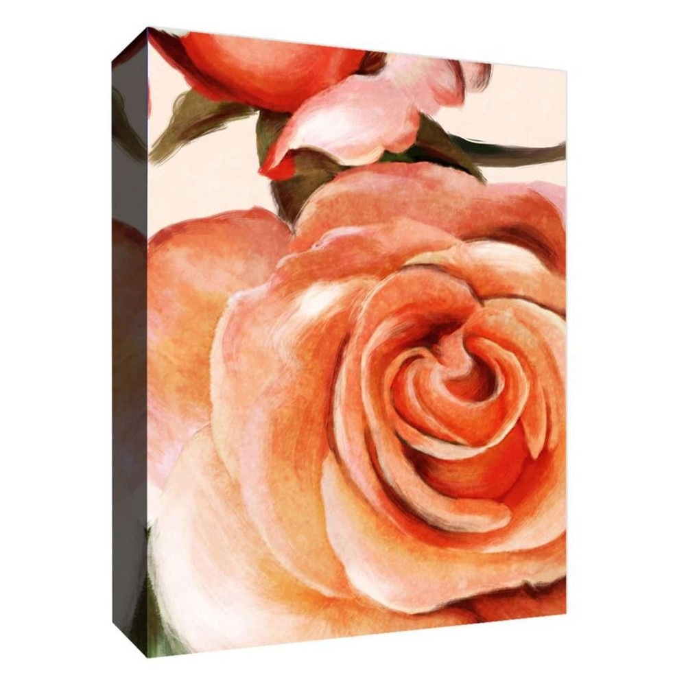11 34 X 14 34 Rose Decorative Wall Art Ptm Images