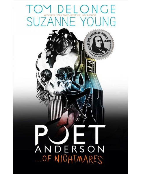 Poet Anderson ...of Nightmares (Reprint) (Paperback) (Tom Delonge & Suzanne Young) - image 1 of 1