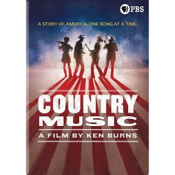 Ken Burns' Country Music (DVD)