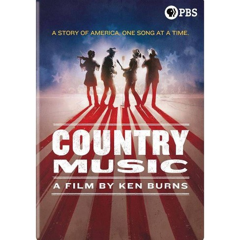 Ken Burns' Country Music (DVD) - image 1 of 1