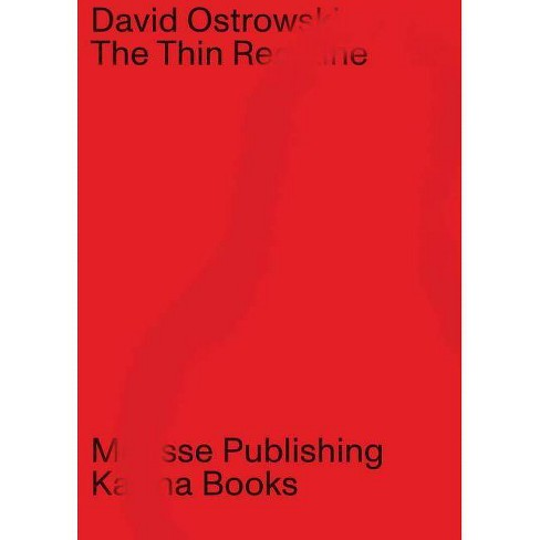 David Ostrowski: The Thin Red Line - (Paperback) - image 1 of 1