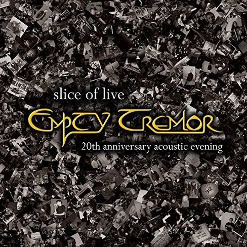 Empty tremor - Slice of live (CD) - image 1 of 1